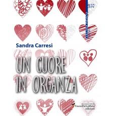 Un cuore in organza