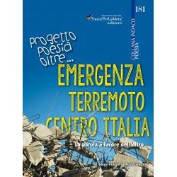 Progetto Poesia Oltre… Emergenza Terremoto Centro Italia