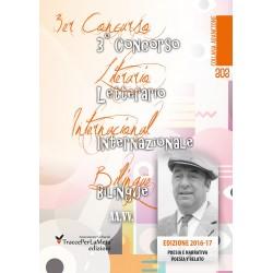 3° Concorso Letterario Internazionale Bilingue TraccePerLaMeta